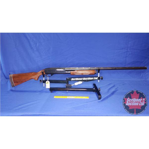 "SHOTGUN: Remington 870 Wingmaster 12ga Magnum 3"" Pump (S/N#V189878M)"
