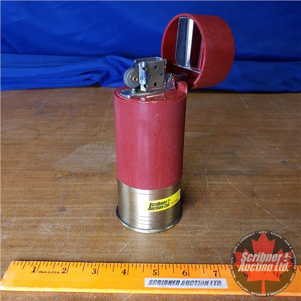 """Novelty Shotgun Shell Giant Lighter (7""""H)"""