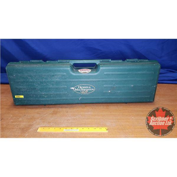 """Dixon & MacNaughton Hardshell Gun Case (10""""H x 4""""W x 32""""L)"""