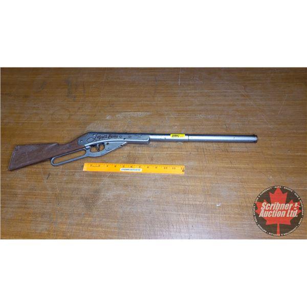 "Vintage Daisy Trailboss BB Gun (30""L)"