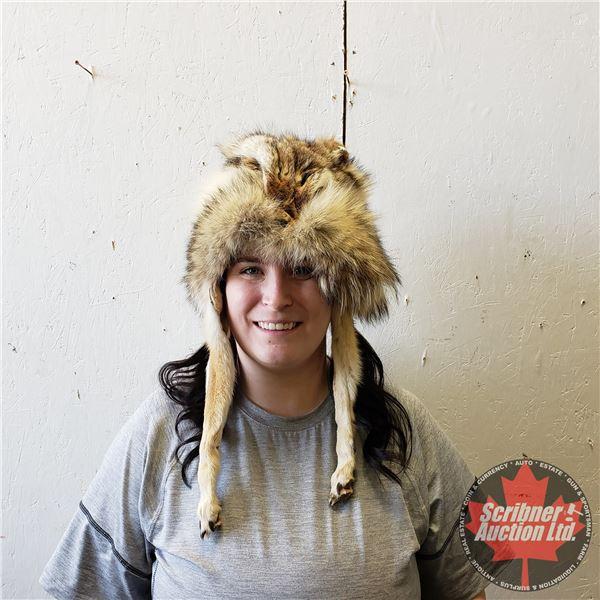 Fox Hide Hat