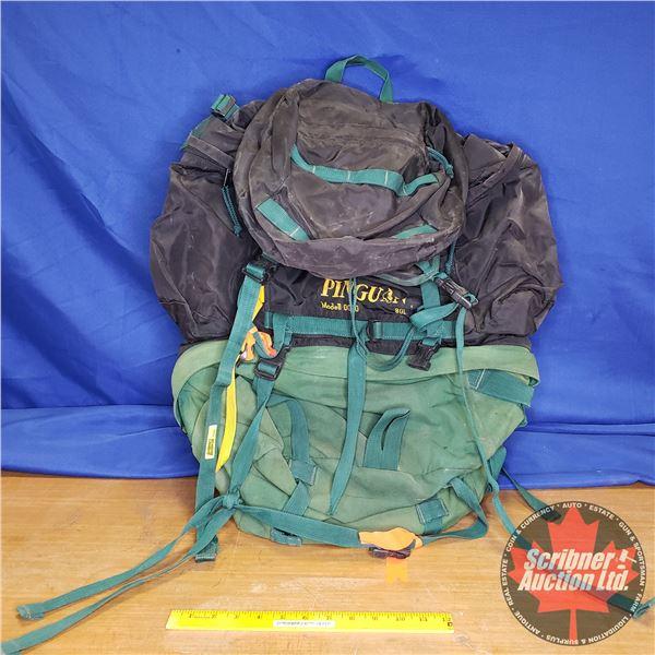 Backpack Penguin Model 0080