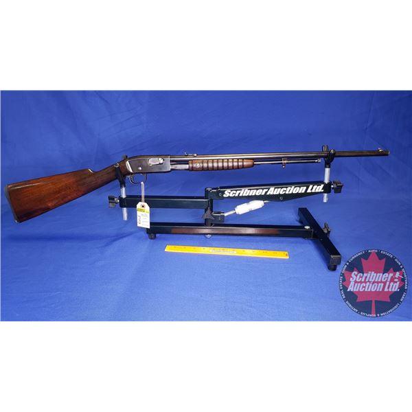 RIFLE: The Remington Arms Union Metallic CTG Co. 22 Short 12a Pump (S/N#667869)