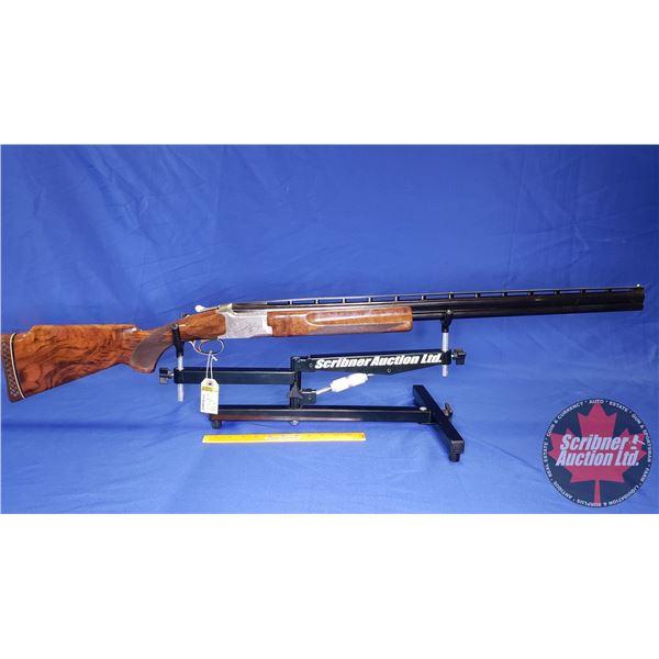 "SHOTGUN: Browning 12ga 2-3/4"" Made in Japan - Over/Under Break (Engraved) (S/N#03794PM143)"