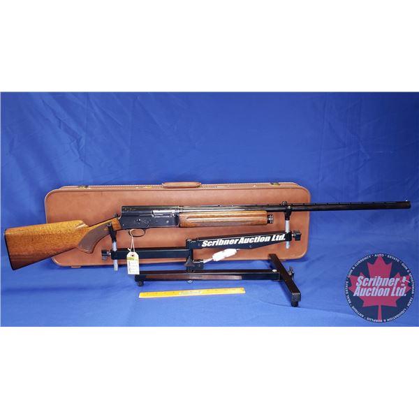 "SHOTGUN: Browning 20ga 3"" Magnum 20 Semi-Auto w/Hardshell Case (S/N#69X24289)"