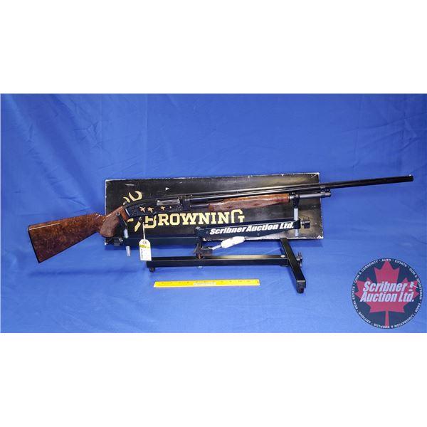"SHOTGUN: Browning 42 Pump 410ga 3"" w/Box (S/N#00743NZ982)"