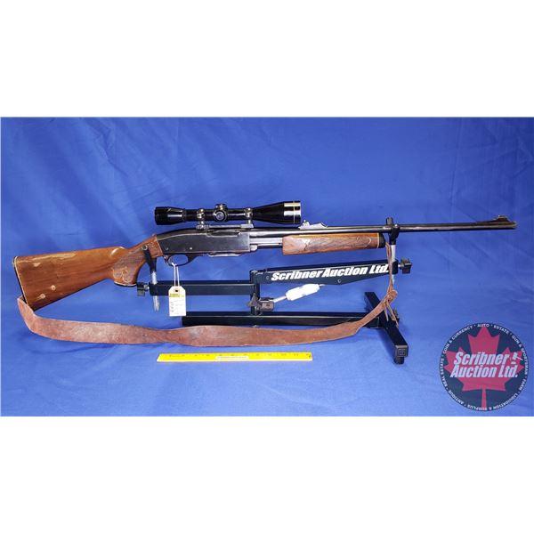 RIFLE: Remington 760 Gamemaster 270Win Pump (S/N#B7167873) (w/Sling & Leupold Scope #V299678)
