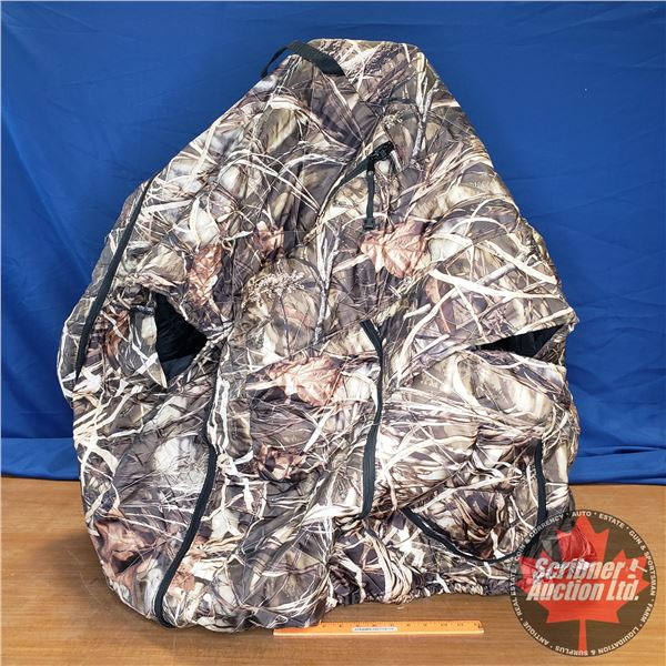 Realtree Max-4 Personal Hunting Blind (Insulated)