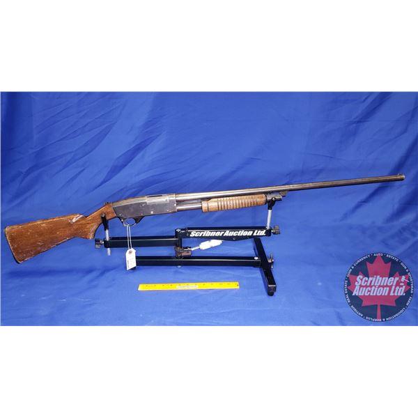 "SHOTGUN : Stevens 77D Pump 12ga 2-3/4"""
