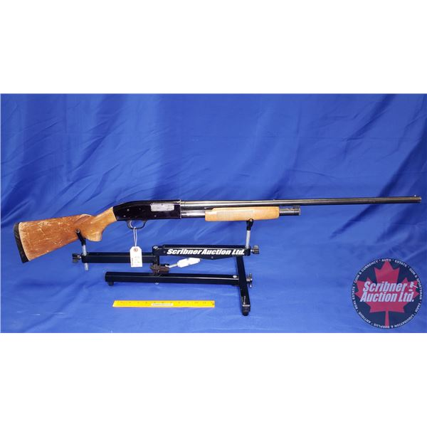 "SHOTGUN: Lakefield Mossberg 400G Pump 12ga 2-3/4"" & 3"" (S/N#G683072)"