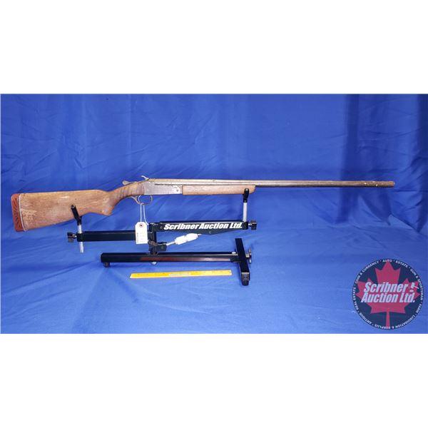 SHOTGUN: Ranger 12ga Break (S/N#63321) (Leather Recoil Pad)