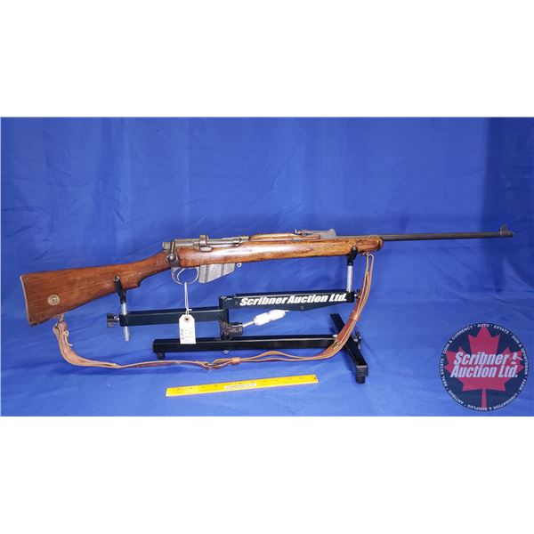 RIFLE: Lee Enfield SMLE III 1943 Bolt 303 British w/Sling (S/N#78120)