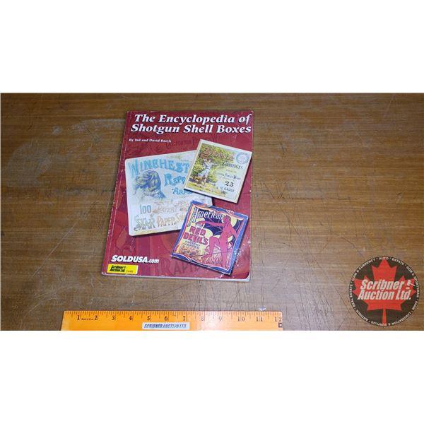 The Encyclopedia of Shotgun Shell Boxes