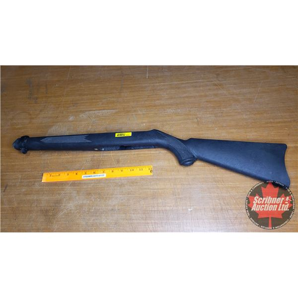 Synthetic Stock for Ruger