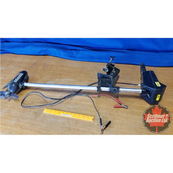 Electric Trolling Motor : Sears & Robuck Gamefisher 14lb Thrust
