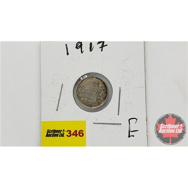 Canada Five Cent 1917