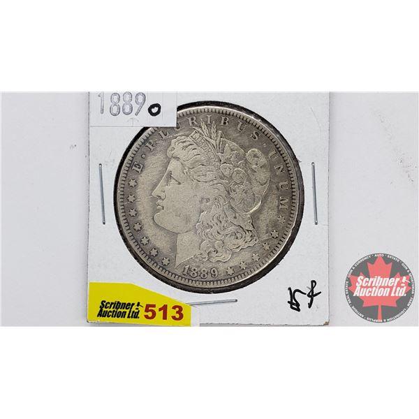 USA Morgan Dollar 1889O