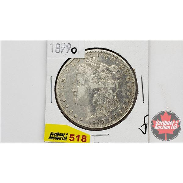 USA Morgan Dollar 1899O