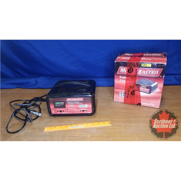 Motor Master Battery Charger