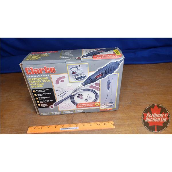 Clarke Variable Speed Rotary Tool