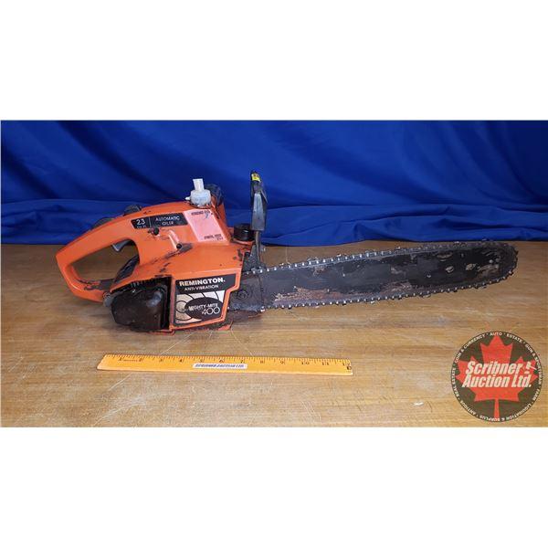 Remington 400 Chain Saw