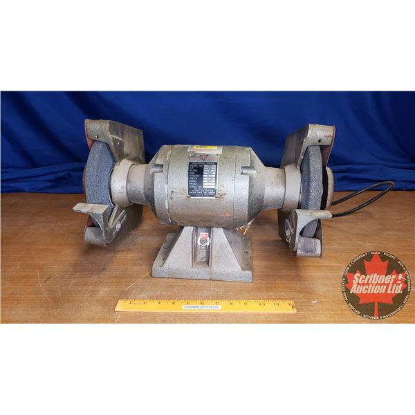 """Chicago Power Tools 8"""" Bench Grinder"""