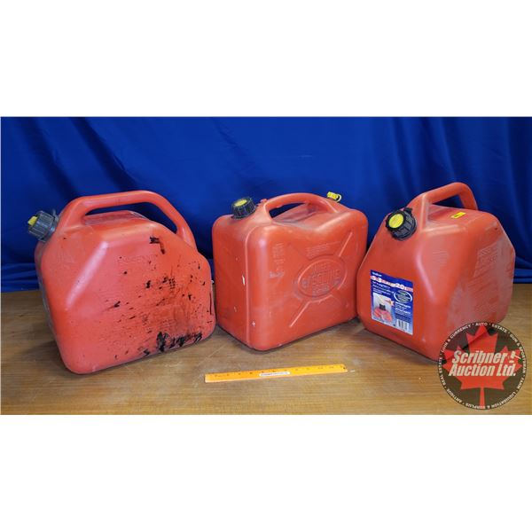 20L Jerry Cans (3)