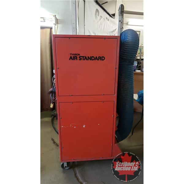Tykron AS 1200 Air Standard Welding Ventilation System (Air Purifier)