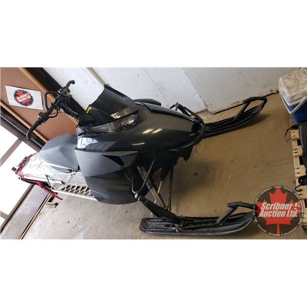 Bank Repo: 2012 Arctic Cat Model XF800 High Country Snow Mobile (Rear Suspension is Removed, One Tra
