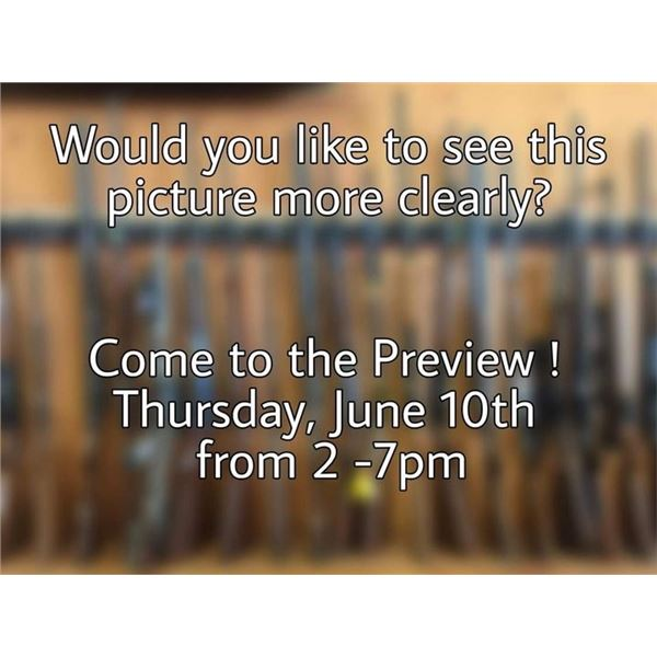 PREVIEW : Thursday, June 10th from 2-7pm