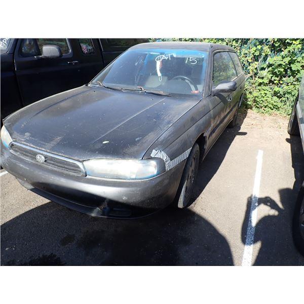 1997 Subaru Legacy