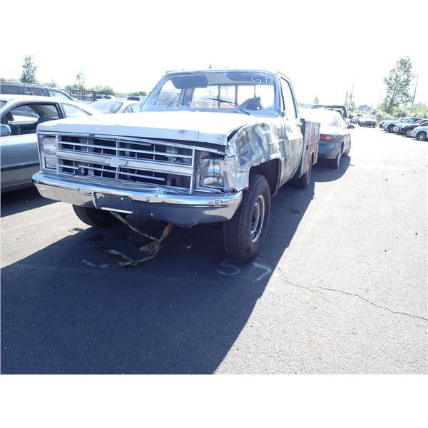 1985 Chevrolet C20