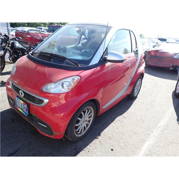 2014 smart Electric Drive