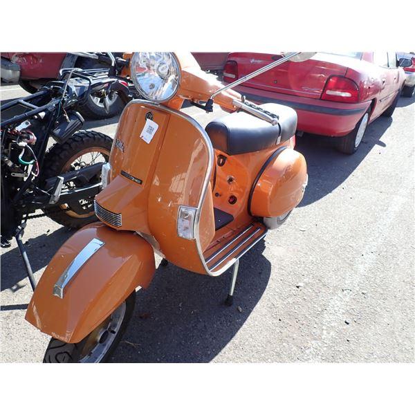 2009 Genuine Scooter Co. Stella