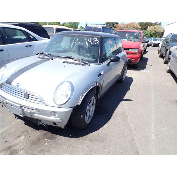 2002 Mini Cooper
