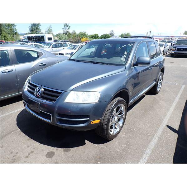 2005 Volkswagen Touareg