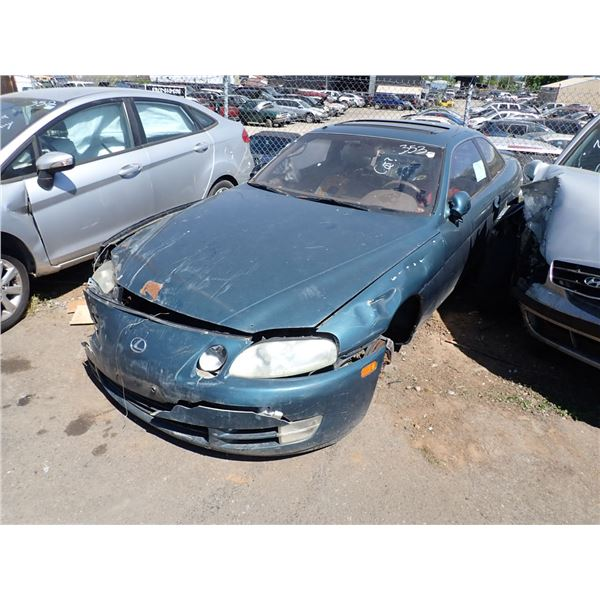 1995 Lexus SC 400