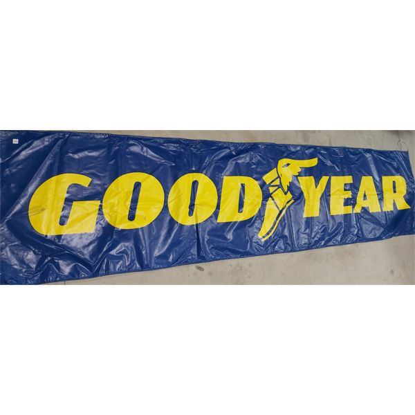 GOOD YEAR BANNER