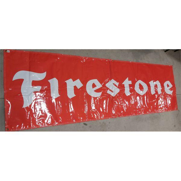 FIRESTONE BANNER B