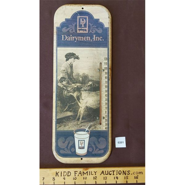 """DAIRY MEN INC THERMOMETER - 16"""""""