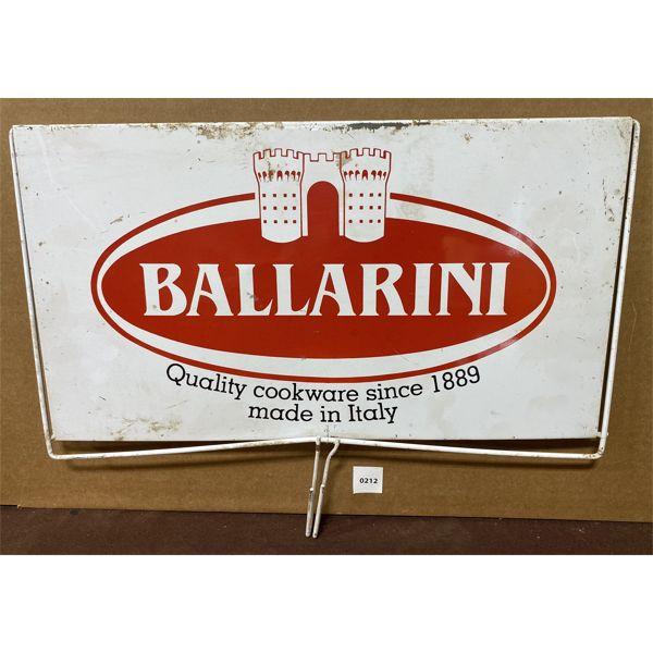 "BALLARINI COOKWARE DST RACK TOPPER - 17.5"" X 9.5"""