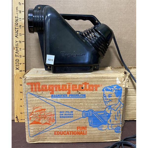 MAGNAJECTOR WITH ORIGINAL BOX