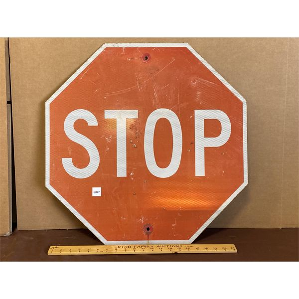 """STOP SIGN - 23"""""""
