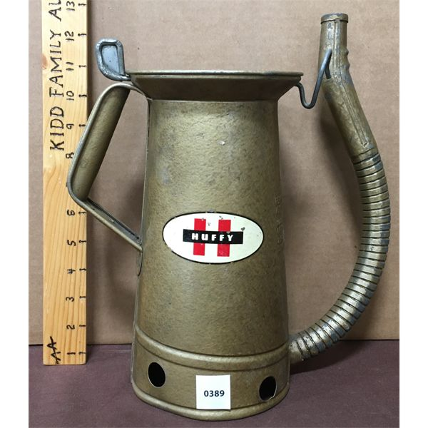 HUFFY FUEL CAN