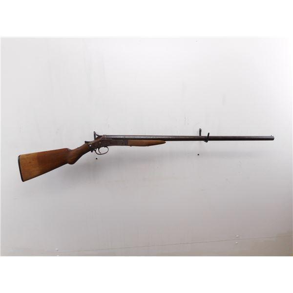"VOLUNTEER ARMS , MODEL: SINGLE SHOT , CALIBER: 12G X 2 3/4"" , MODEL: SINGLE SHOT , CALIBER: 12G X 2"