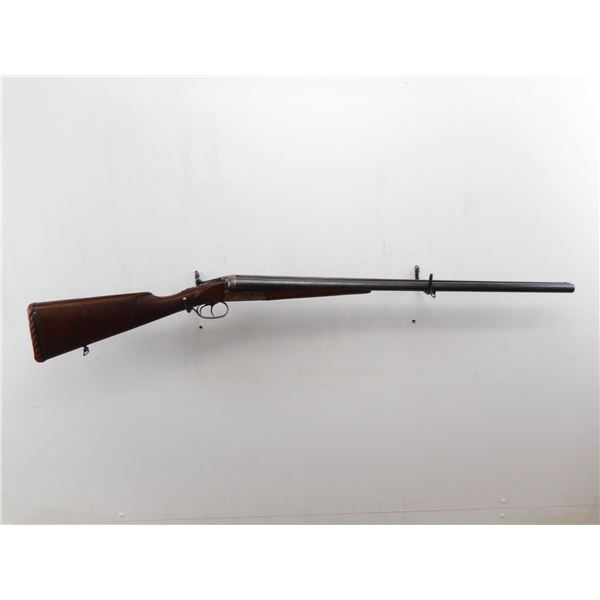 """SAUER , MODEL: SIDE BY SIDE , CALIBER: 12G X 3"""""""