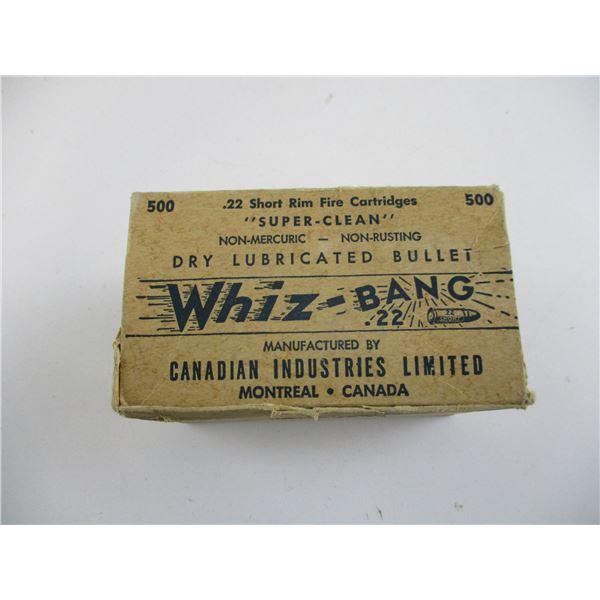 .22 SHORT, WIZ-BANG COLLECTIBLE AMMO
