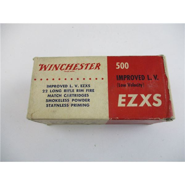 .22 LR, WINCHESTER COLLECTIBLE AMMO