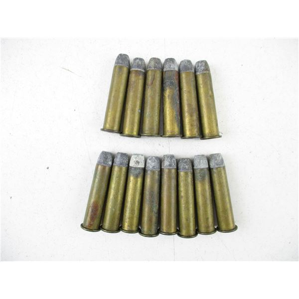 45-60 WCF, COLLECTIBLE AMMO