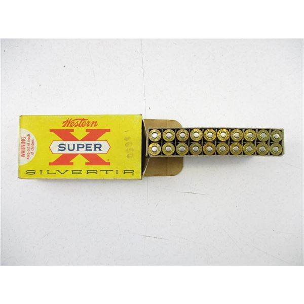 .250 SAVAGE, WESTERN SUPER-X COLLECTIBLE AMMO